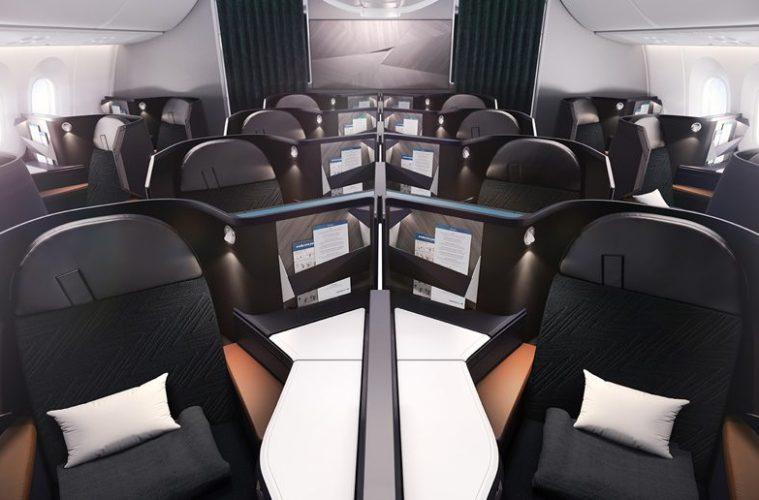 WestJet Now Offering Lie-Flat Seats Between Vancouver and Toronto