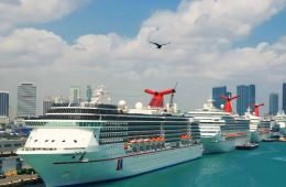 Carnival Cruises Begins Staffing Ships In The Caribbean