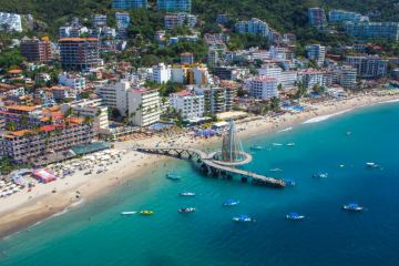 Puerto Vallarta Goes Into Partial Lockdown As Cases Surge