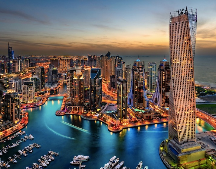 Dubai's new digital nomad visa