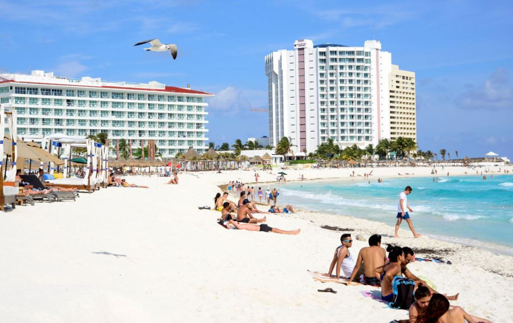 U.S. Travelers Are Still Flocking To Mexico This Winter