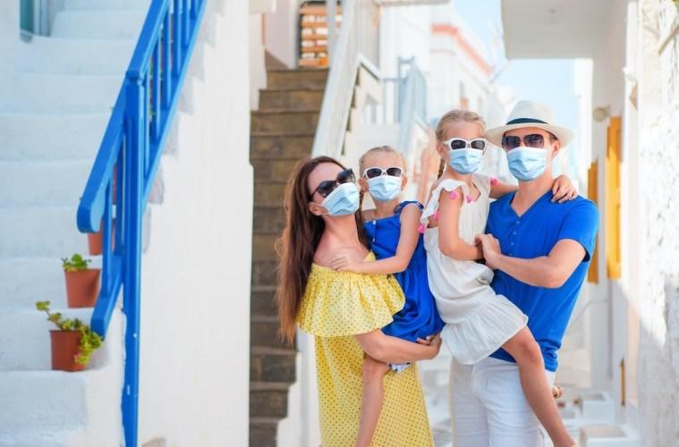 Greece Lockdown Essentially Shuts Down Tourism