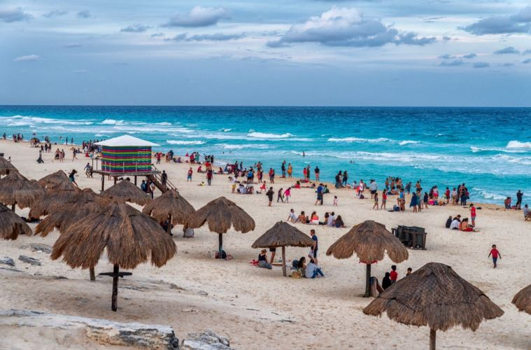 Cancun Plans To Provide Testing For U.S. And Canadian Tourists Returning Home