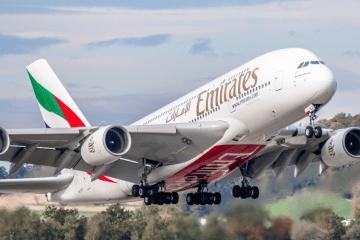 Emirates and Etihad Airways Chosen To Trial Covid-19 Travel Pass