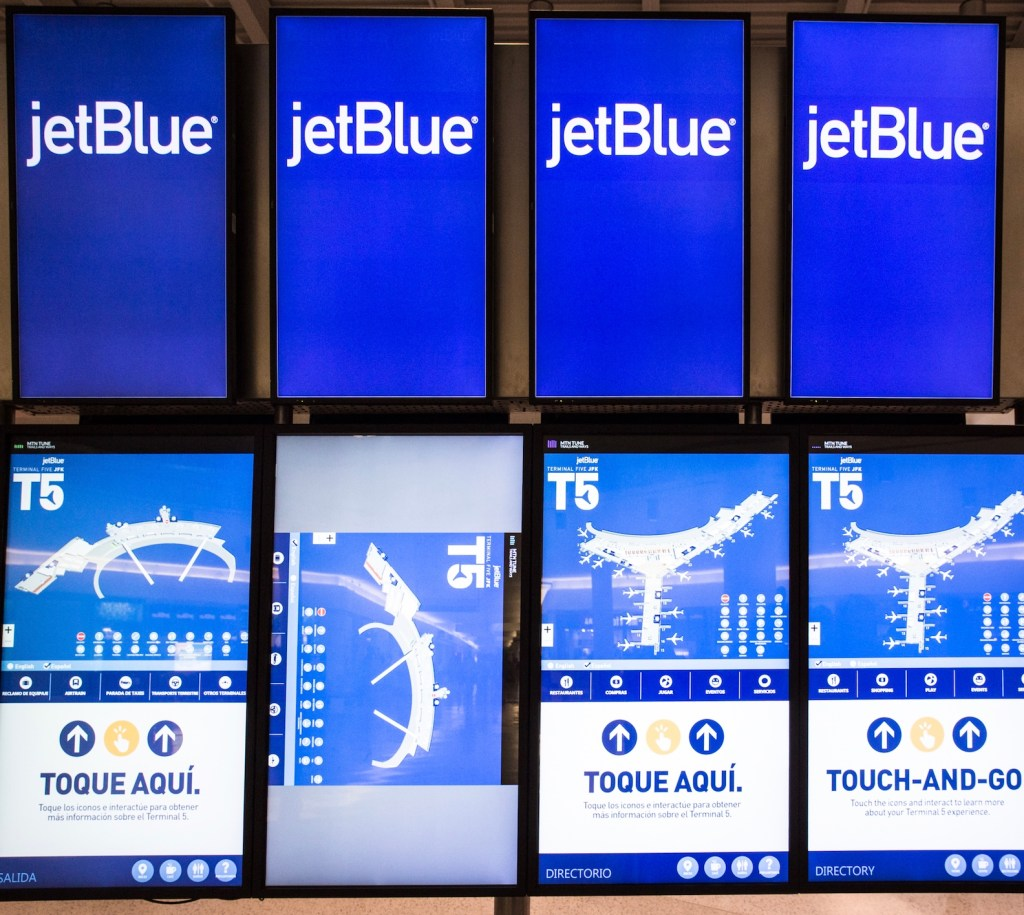 Jetblue airport