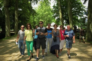 Chenonceau Walking Tour