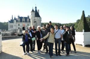 chenonceaux castle tour group
