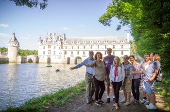 Loire Valley France Tour Itinerary