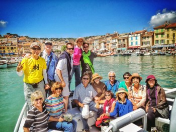 Provence Tour in Cassis