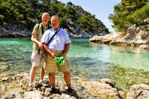 Provence guests in Cassis