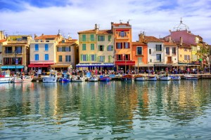 Provence France Walking Tour Itinerary