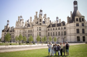 loire valley tour itinerary