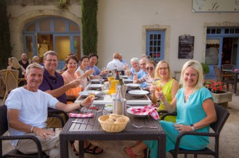 Provence France Walking Tour Itinerary - Escorted Provence Tour