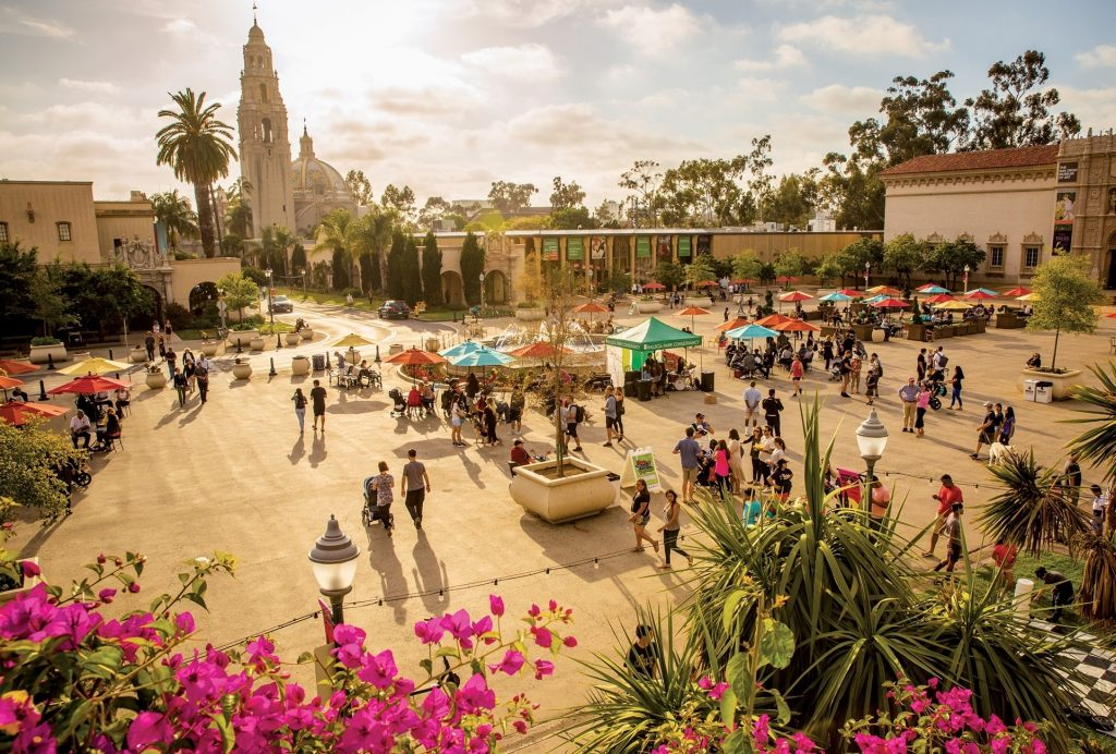 san diego balboa park 1024x692 - Best Things to Do in San Diego
