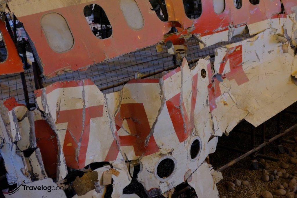 96%的機身殘骸陸續被打錨,以助調查人員追查空難原因。