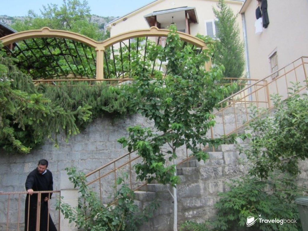 Lower Monastery同時是修士的住宿之處。