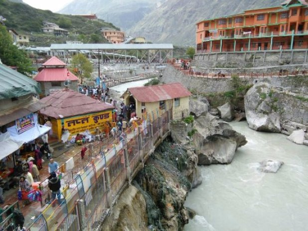 Tapt Kund Badrinath - History, Best Time to Visit, How to Reach