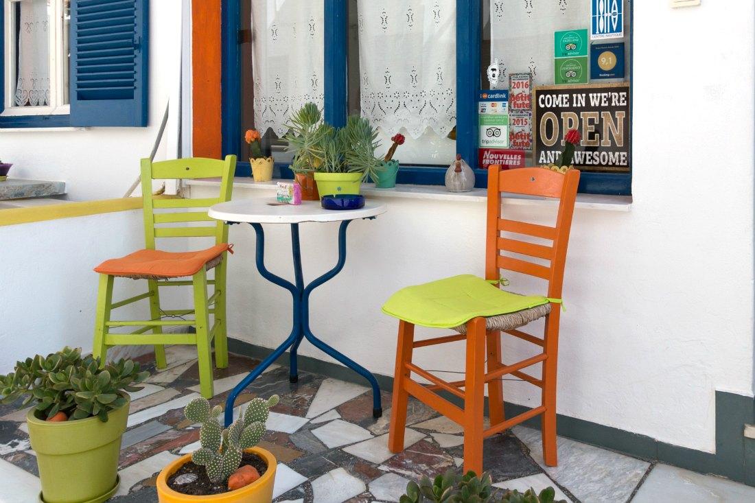 Paros Hotel Margarita in Parikia duurzame reis