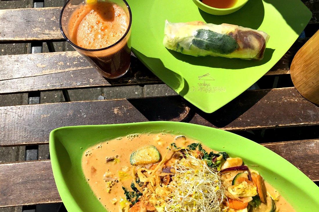 Keulen Eten Restaurants Cafés Vegetarisch veganistisch