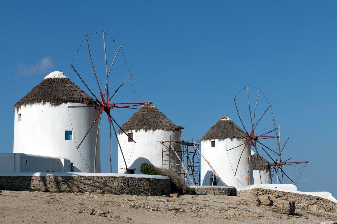 Mykonos-vakantie in Griekenland