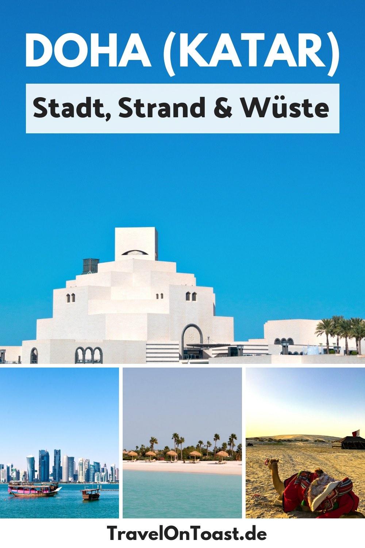 (Reclame) Qatar Qatar: Qatar is het rijkste land ter wereld, er vindt plaats in 2022 het Wereldkampioenschap. De Qatar-vakantie in de hoofdstad Doha is betaalbaar, het is warm, zelfs in de winter (zonder jetlag) en er zijn veel bezienswaardigheden en hoogtepunten: Doha Skyline, Souq Waqif Doha Qatar, Museum voor islamitische kunst, Doha Corniche, The Pearl Monument, The Pearl Doha Qatar, strand en woestijn. De beste tips en foto's voor uw vakantie in Qatar! #Doha #Katar #Qatar