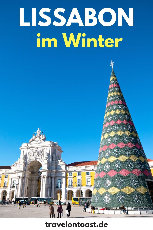De beste Lissabon-tips voor Lissabon in de winter, plus ongeveer 30 foto's van Lissabon van bezienswaardigheden in Lissabon en Sintra. Daarnaast een tijd- en kostenplan voor de winterreis. Alles voor uw Lissabon-reis! #Lisbon #Portugal #Winterreise