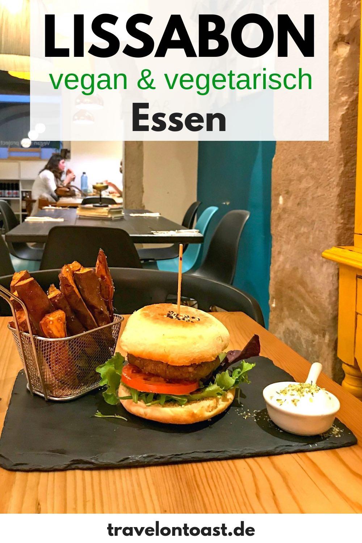 Lissabon tips voor eten: in deze Lissabon-voedselgids vindt u de beste Lissabon-tips Duits voor veganistisch en vegetarisch eten in de hoofdstad van Portugal. Veganistisch restaurant en vegetarisch restaurant: Lissabon Eten voor je reis naar Lissabon! #Lisbon #Portugal #vegan #vegetarian #foodguide