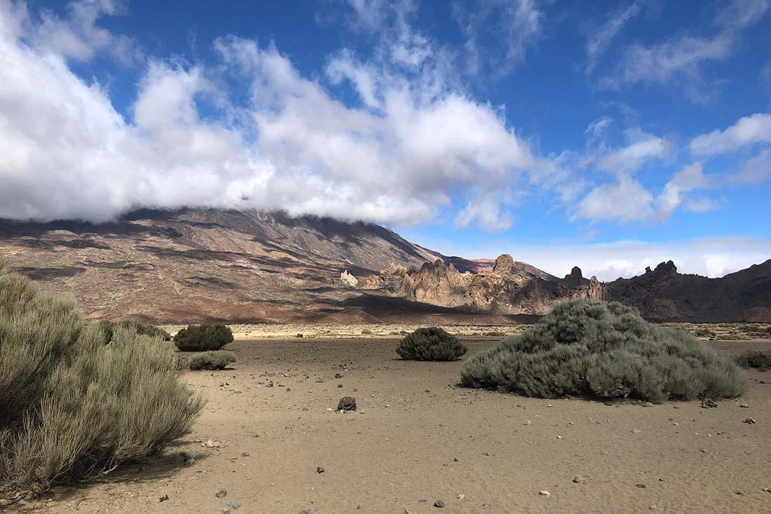 Mirador Llano de Ucanca Tenerife