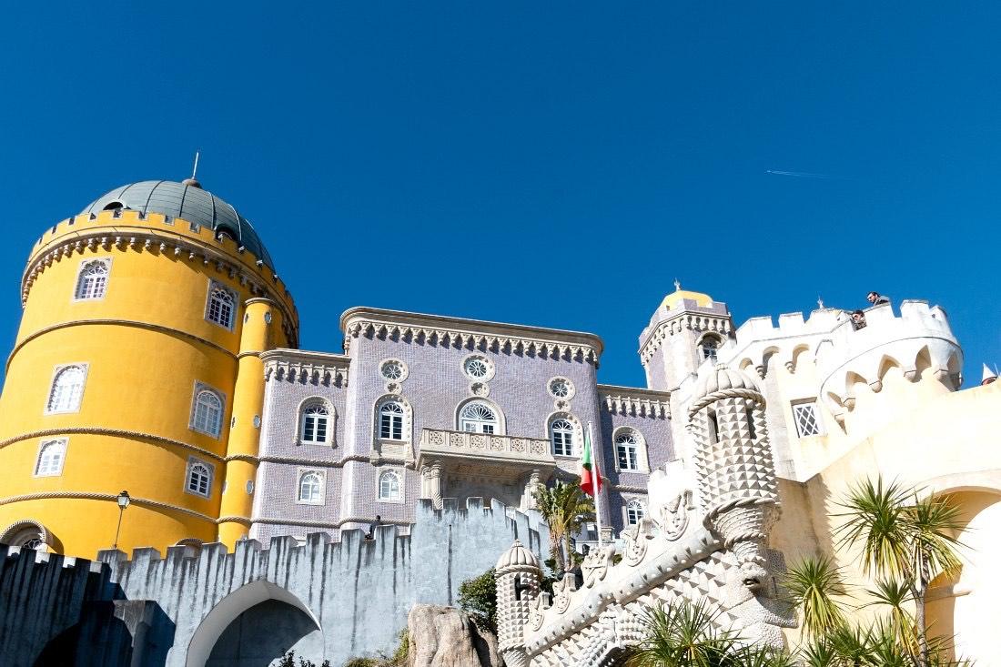 Sintra dagtrip vanuit Lissabon: Pena Palace