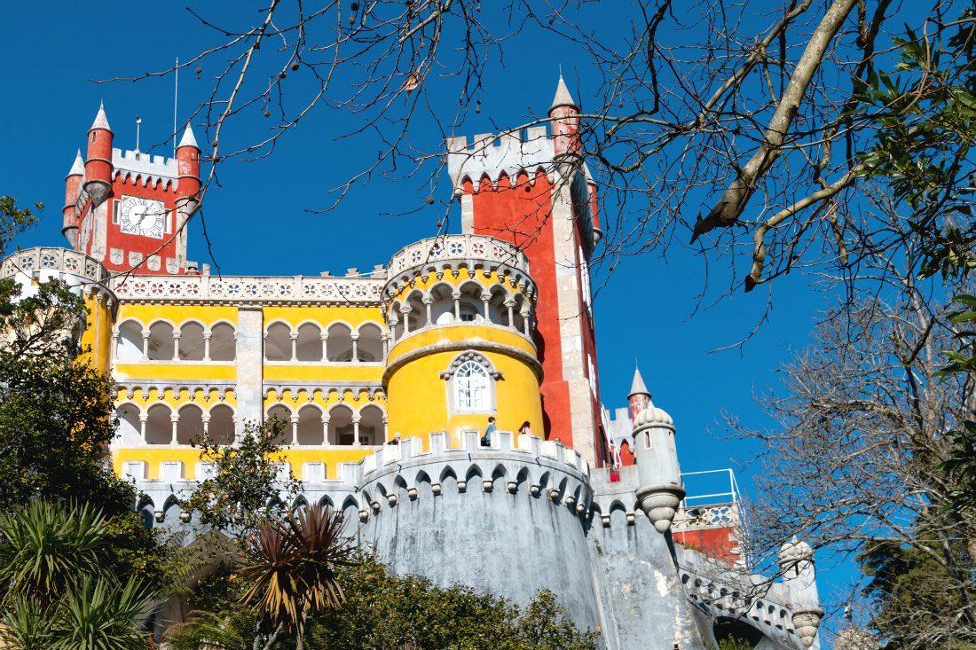 Sintra dagtrip vanuit Lissabon Pena Palace