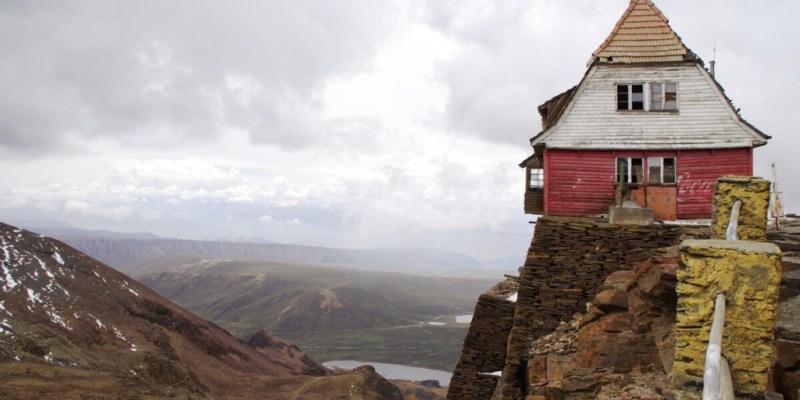 Das höchste Skigebiet der Welt in den Bolivianischen Anden