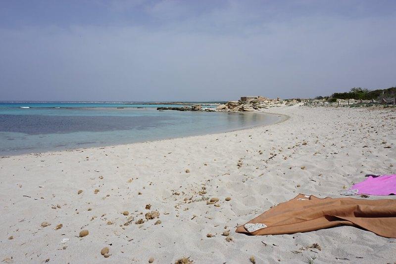 Strände Mallorca: Badebucht Es Trenc