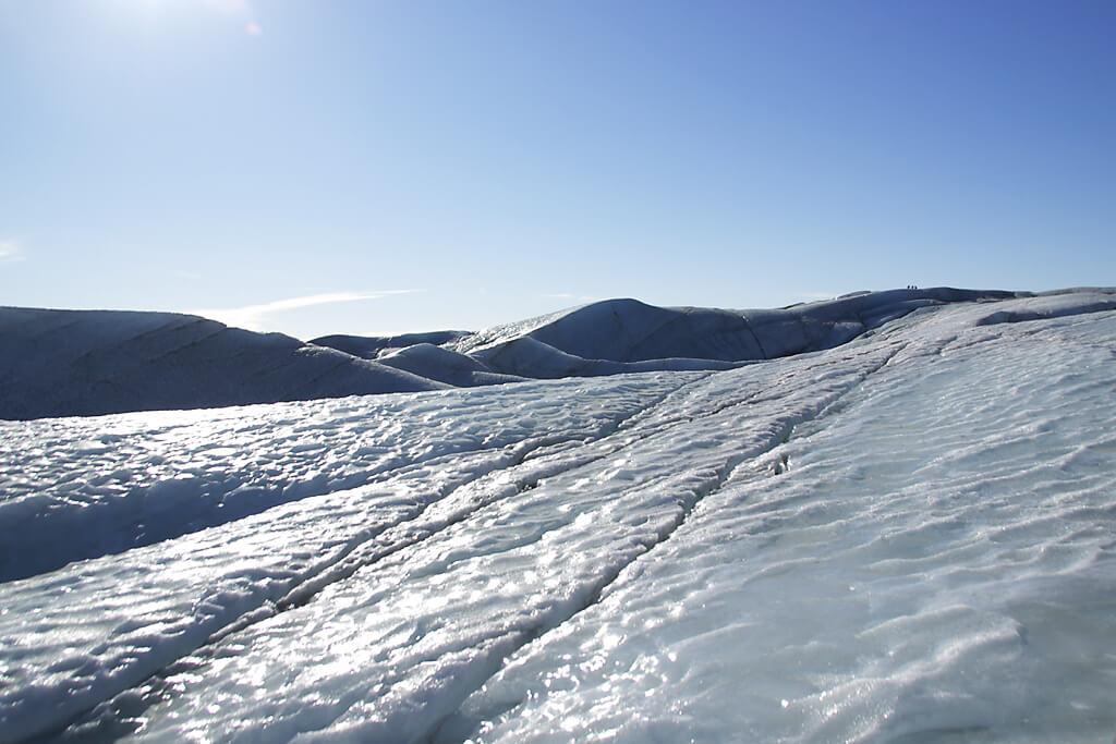 Gletscher Island