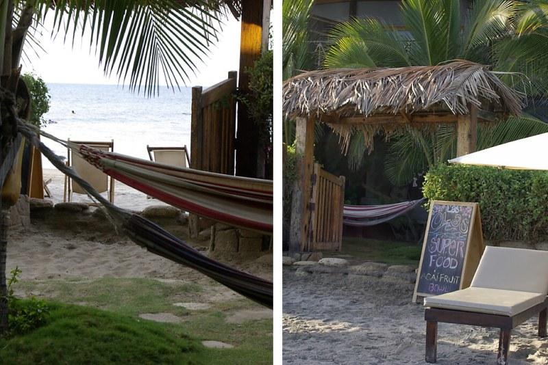 Beachhotel Las Olas in Mancora