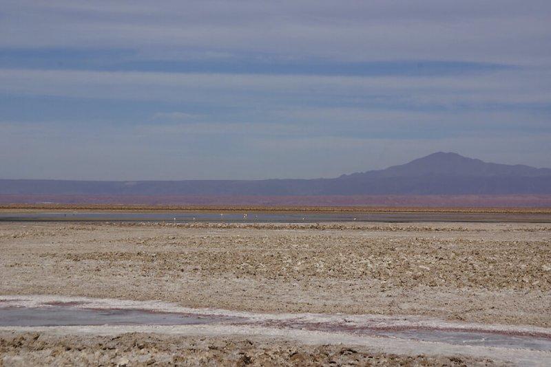 Trockenste Wüste der Welt: Atakama Wüste in Chile