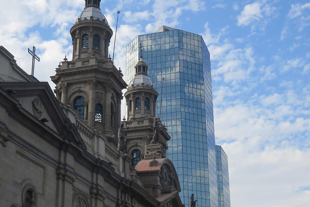 Santiago de Chile Sehenswürdigkeiten am Plaza de Armas