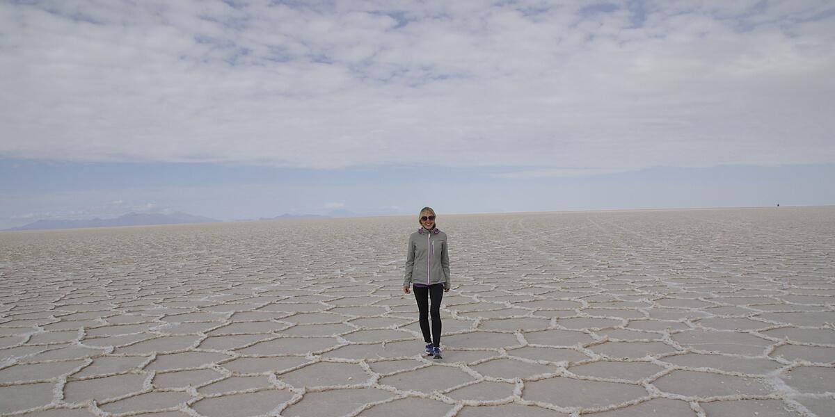 Südamerika Highlight: Salar de Uyuni in Bolivien