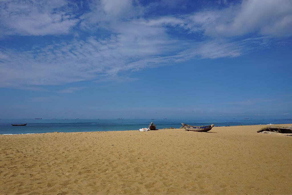 Sandstrand von Togo
