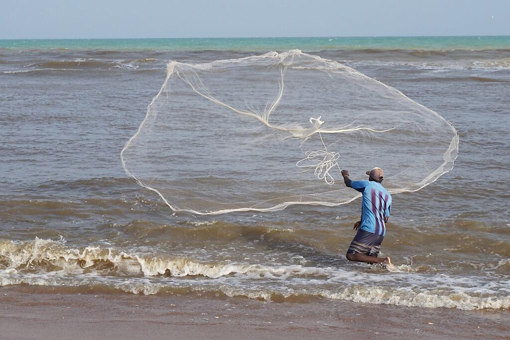 Fischer in Togo, Aneho