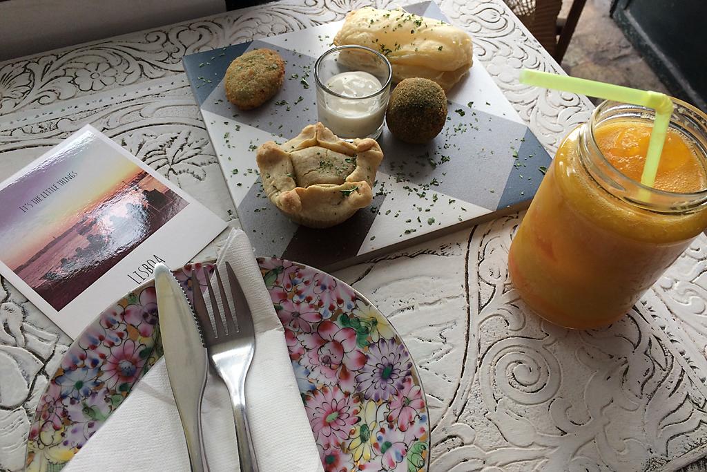 Café Quaso in Lissabon