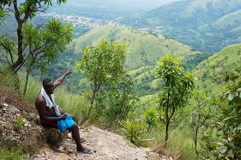 Trekking in der Plateau-Region