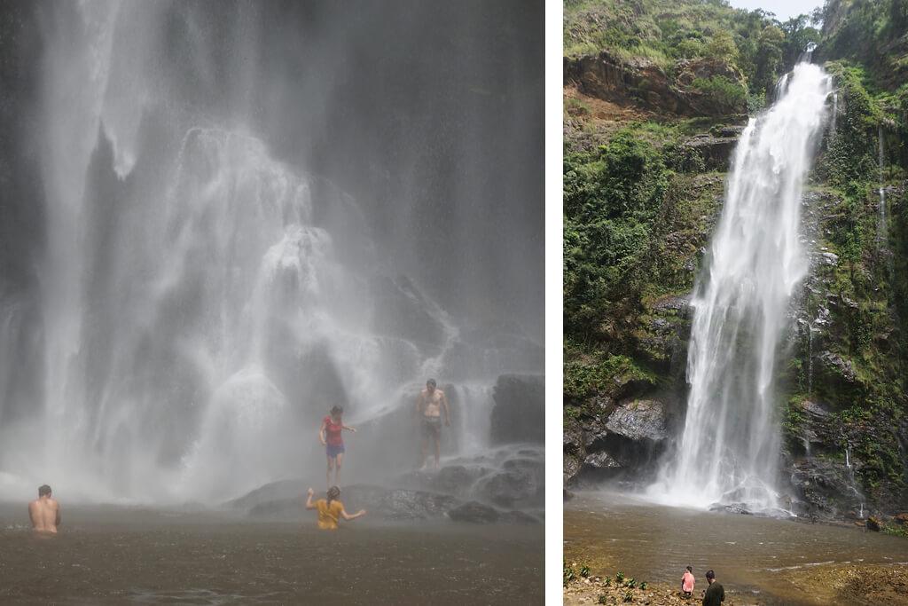 Wasserfall Yikpa bei Kpalimé in Togo