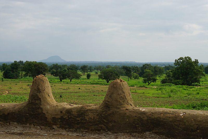 Kulturlandschaft der Koutammakou in Togo