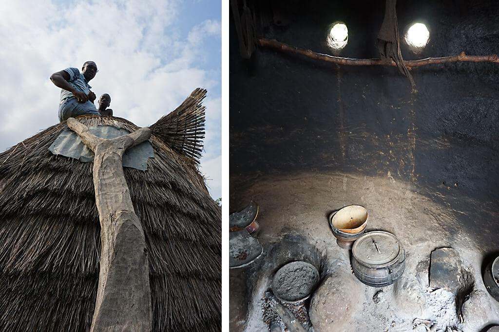 Die Tatienkas der Tamberma in Togo gehören zum UNESCO-Welterbe