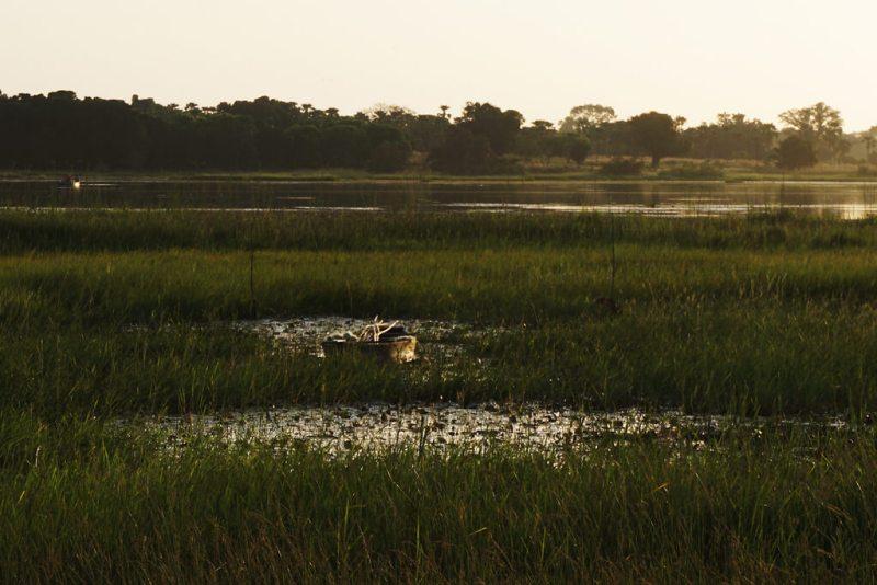 Lac Téngréla in Burkina Faso