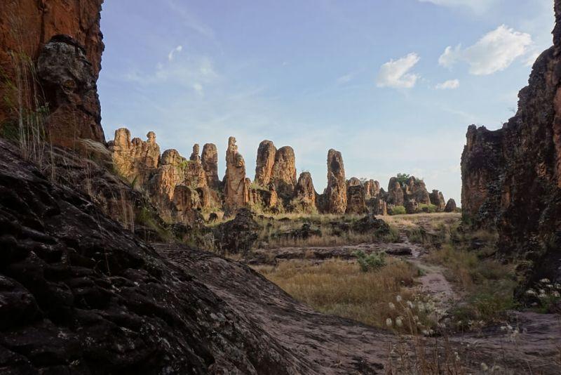 Sindou Pics bei Banfora in Burkina Faso