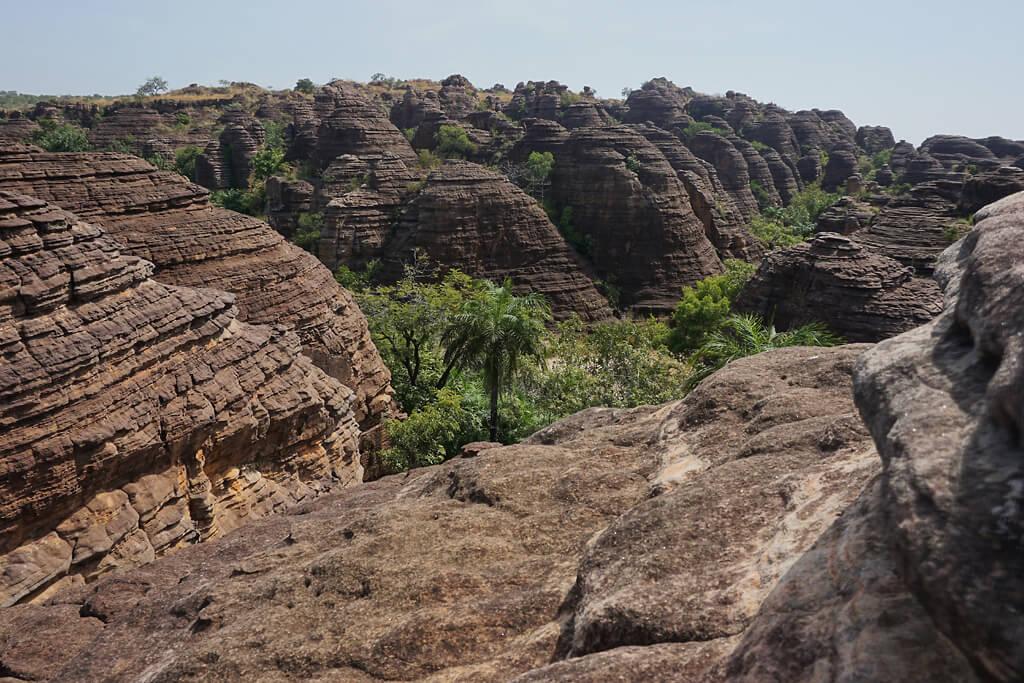 Ausflug von Banfora: Domes de Fabedougou