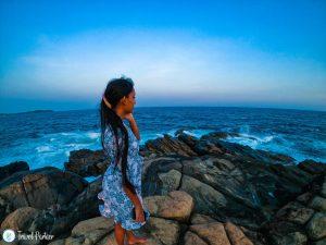 Blue Beach Island in Sri Lanka | Beautiful Island Tour