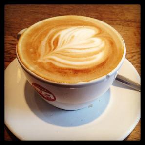 erste liebe cappuccino