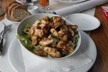 caesar's chicken salad